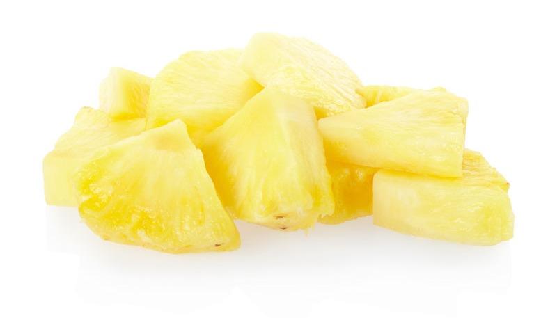 Fruit bewerkt