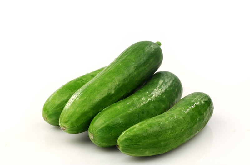 Snoep Komkommers bak a. 400 gram