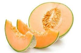 Cantaloupe meloen groot per stuk