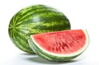 Watermeloen per kilo hele meloen 4 kilo
