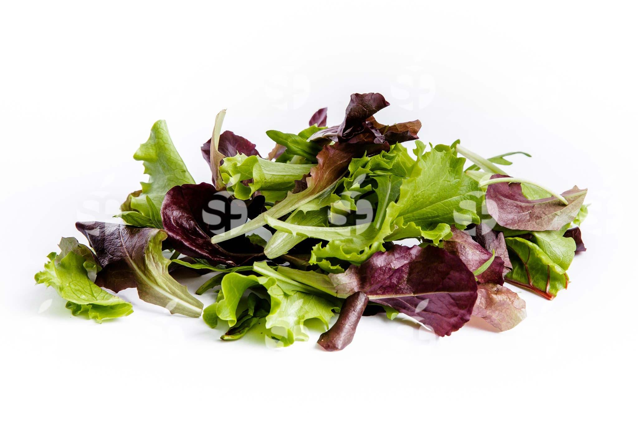 Mesclume ongewassen  per kilo