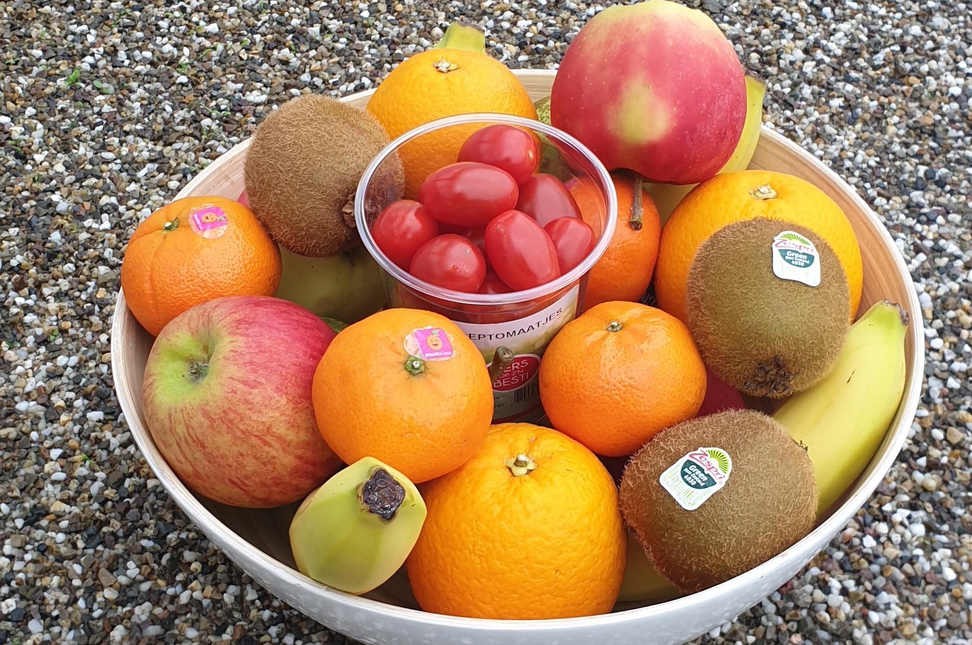 Werkfruit local 4 local basis 20 plus 1 seizoenfruit