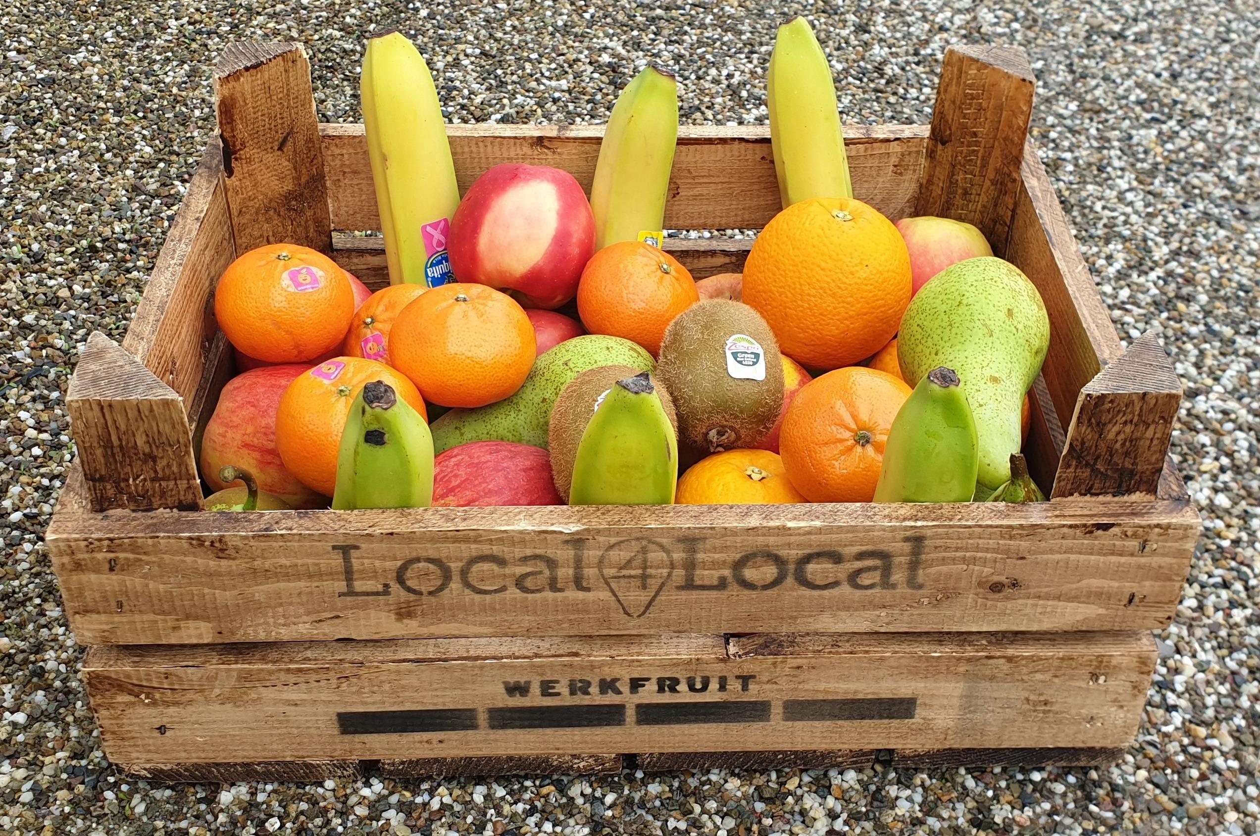 Werkfruit local 4 local basis 30 stuks