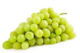 Druiven wit pitloos heerlijk zoet per doos a. 4.5. kilo