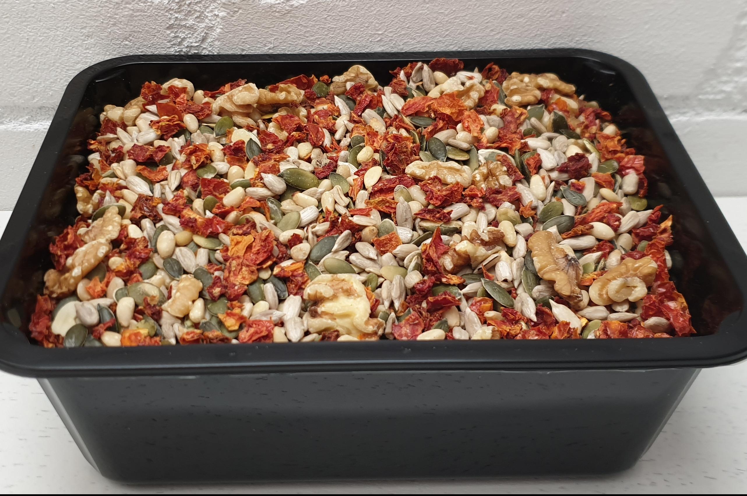 Salademix pitten per kilo